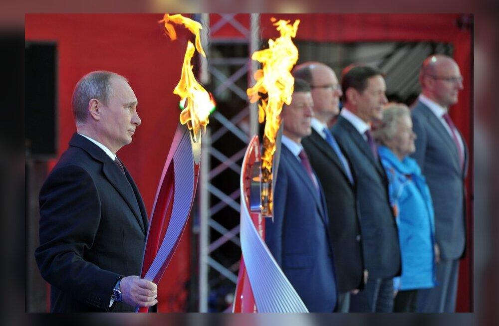 Guardian: Venemaa jälgib Sotši taliolümpial kõiki kommunikatsioone