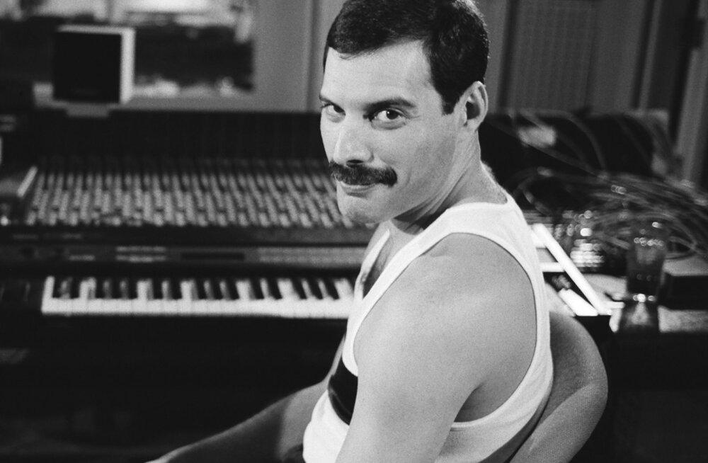 Freddie Mercury kõige lähedasem sõber: ta oli ebakindel inimene