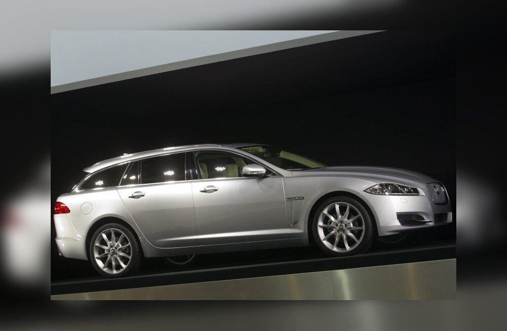 Proovisõit: XF Sportbrake – universaalne Jaguar on tagasi!