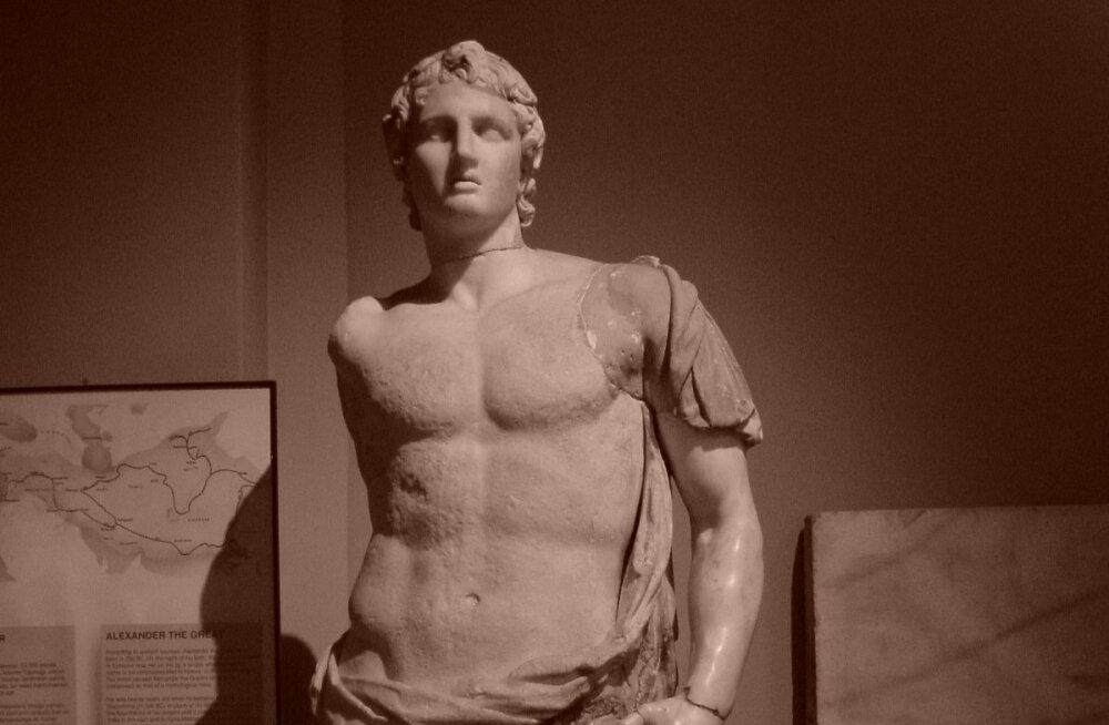 Uus-Meremaa arst: Aleksander Suure keha ei lagunenud peale tema surma, kuna ta polnud surnud