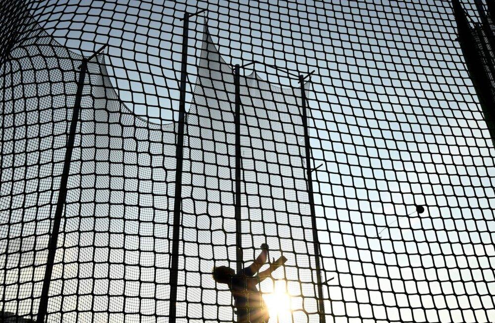 Ootamatu! Soome vasaraheitja alustas hooaega rahvusrekordiga