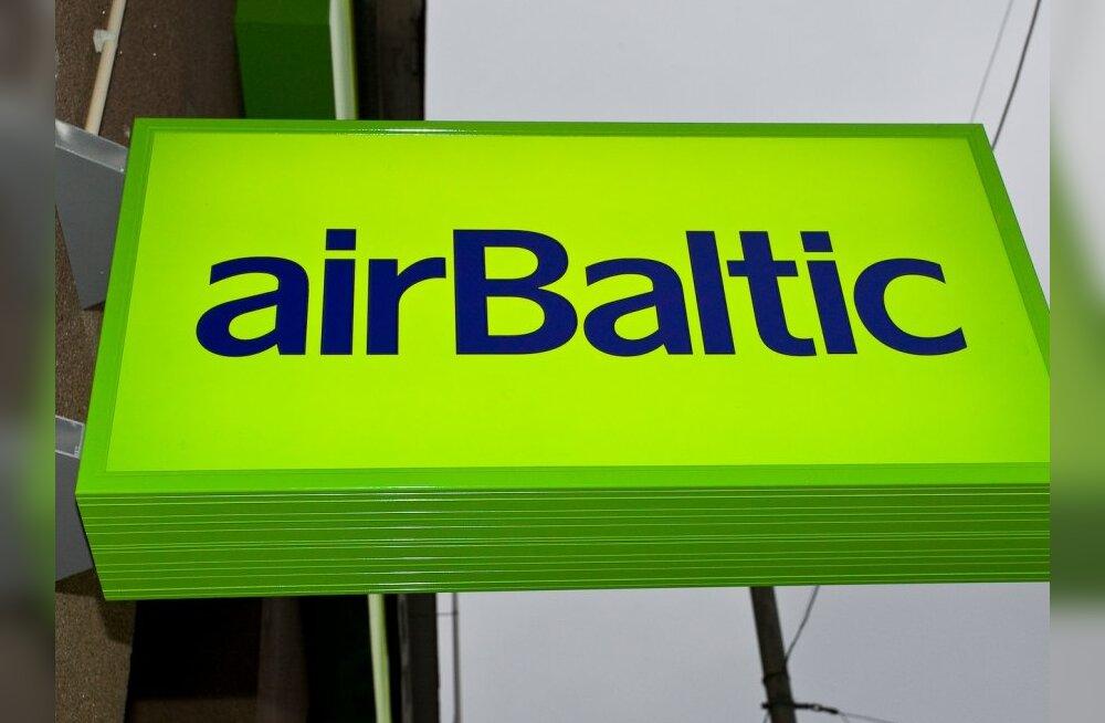 Эстонские потребители - подопытные мыши компании airBaltic?