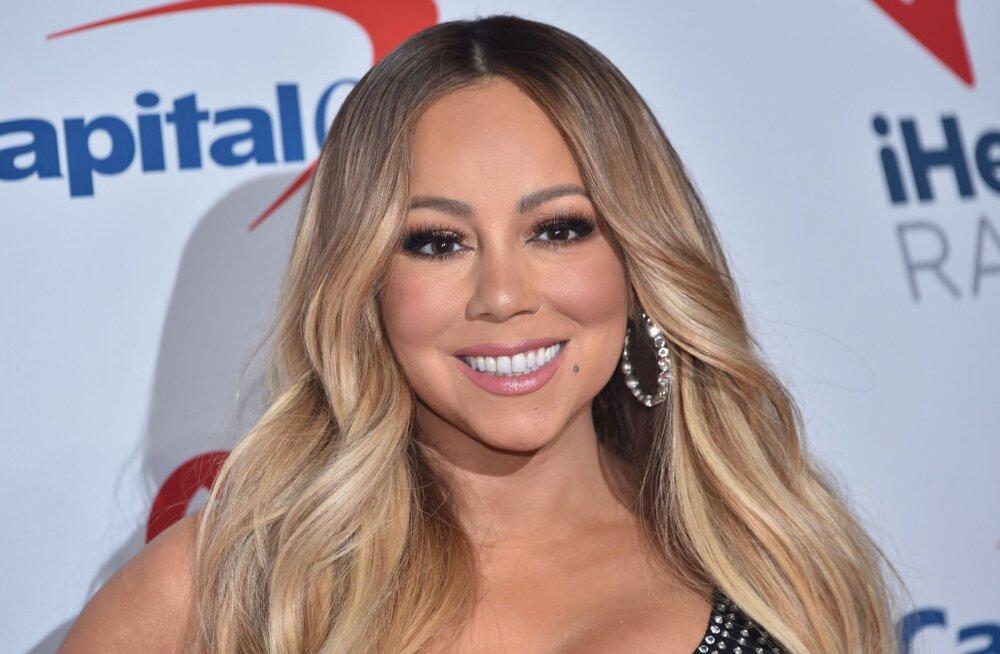 Mariah Carey alustab 2019. aastat puhtalt lehelt