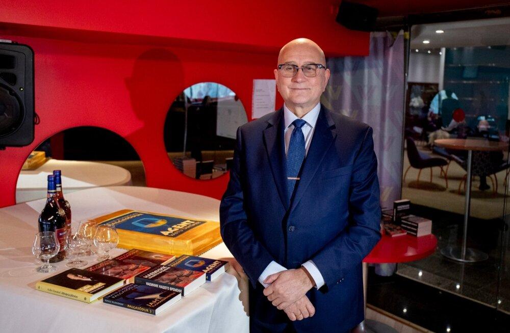 Kalle Klandorf esitles raamatut 20.02.2019
