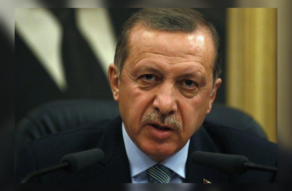 Türgi kavatseb moodustada rahuläbirääkimisteks kurdidega tarkade kogu