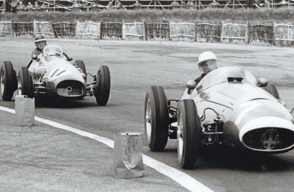 F1 aastal 1956: Mis juhtus, kui Mercedes oli nördinult sarjast lahkunud