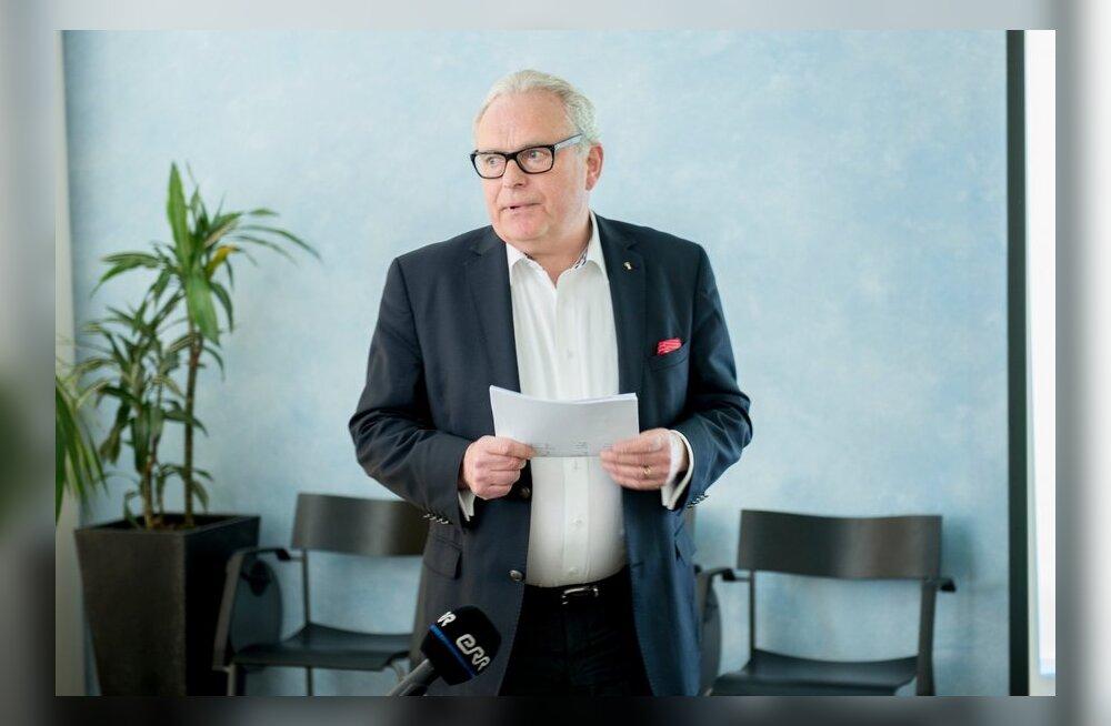 Estonian Air-i koosolek