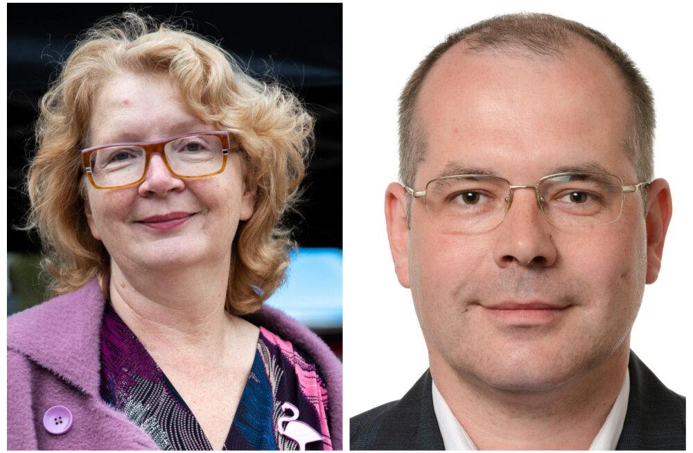Yana Toomi assistendiks saab endine Läti eurosaadik