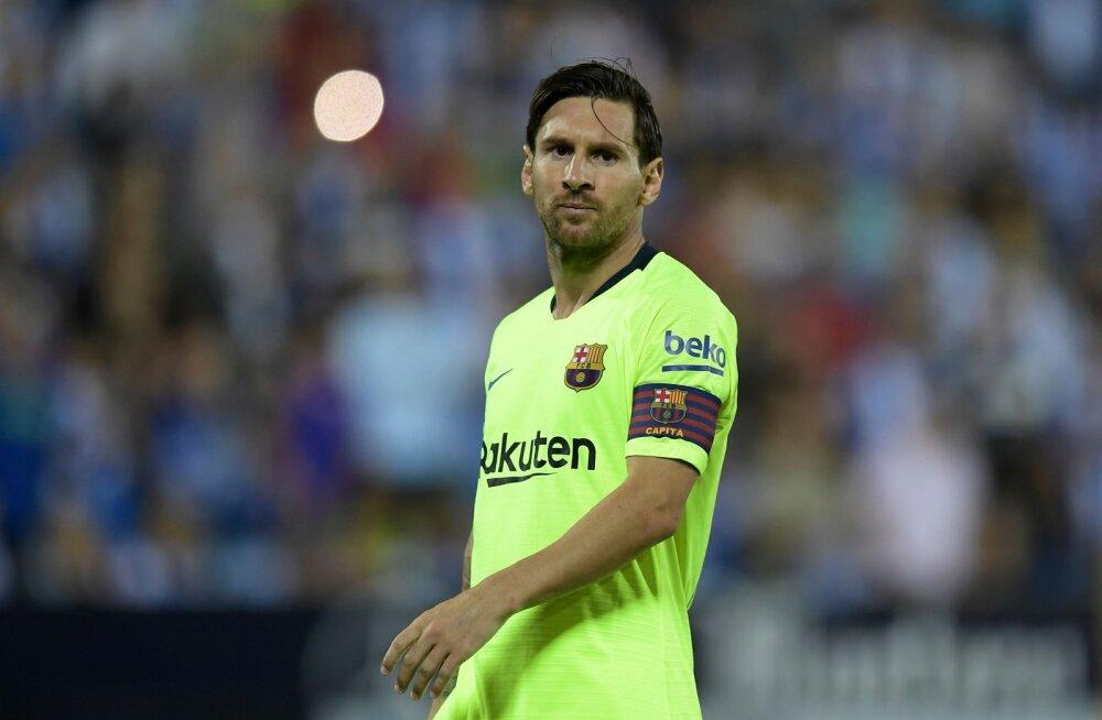 Barcelona ja Madridi Real said Hispaania liigas üllatuskaotuse