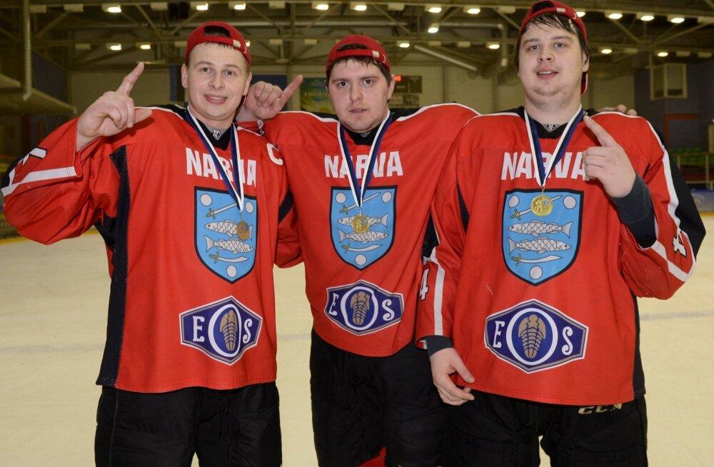 Narva PSK mängijad