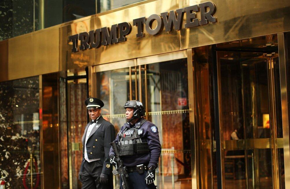 Тайванчик и другие: кого прослушивали в башне Трампа?