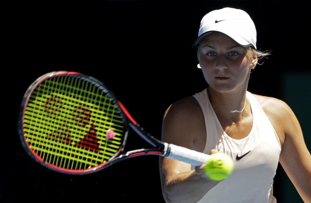 Maailma neljas reket lõpetas Australian Openil 15-aastase imelapse teekonna