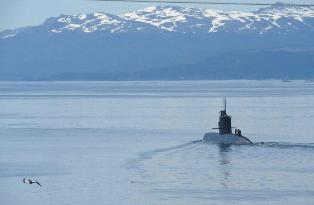 Argentina merevägi otsib juba neljandat päeva kadunud allveelaeva