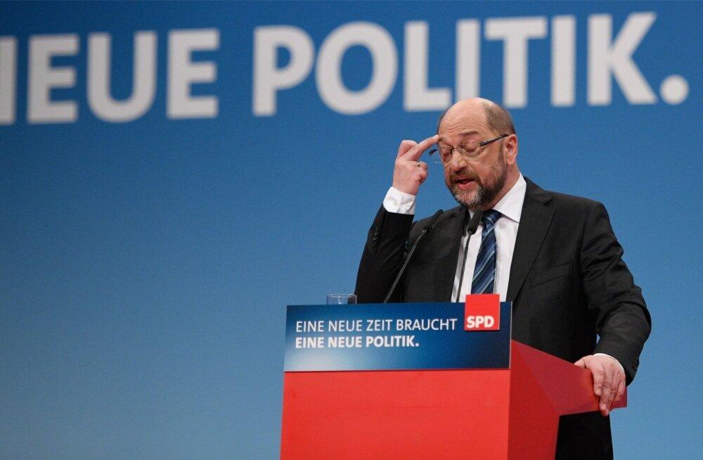 Uus poliitika ei läinud läbi. Poliittehnoloogia ja sotsiaaldemokraatide sisemine võimuvõitlus tõukasid Martin Schulzi Saksamaa suuruselt teise partei juhi kohalt.