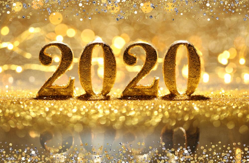 HEAD UUT AASTAT! Aasta 2020 numeroloogiline tähendus
