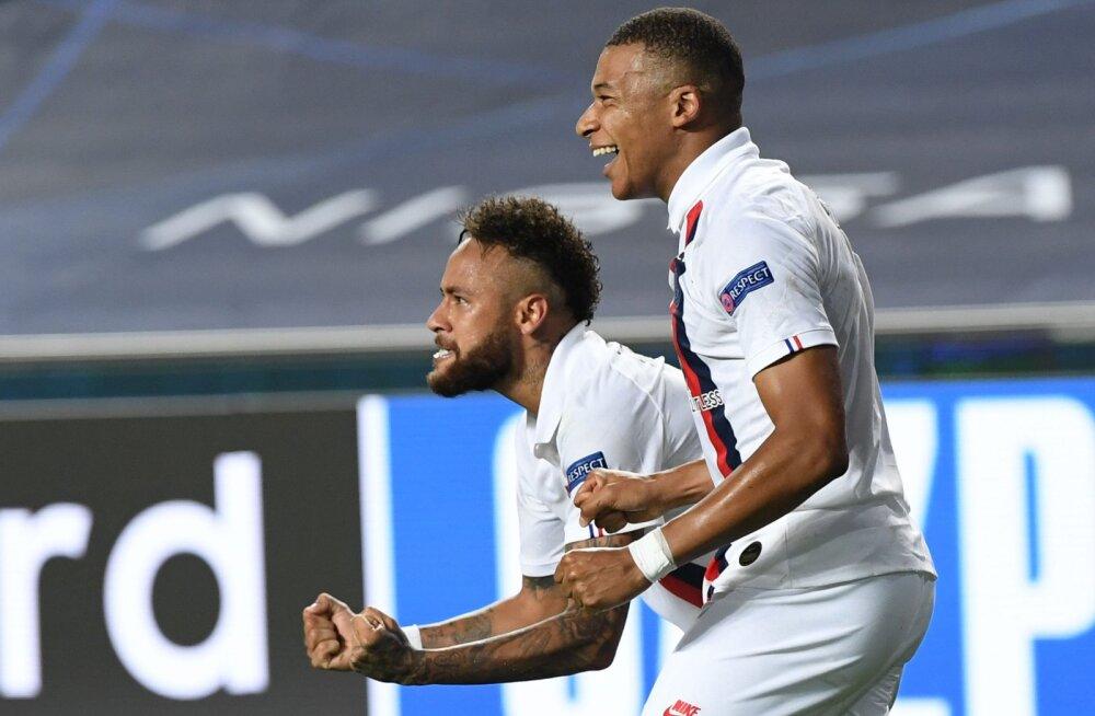 UEFA tegi PSG-le 30 000 eurot trahvi
