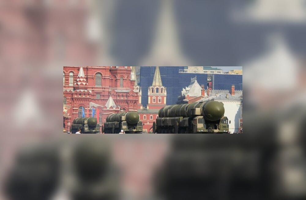Vene elanikud ei taha kuidagi tuumarelvast loobuda