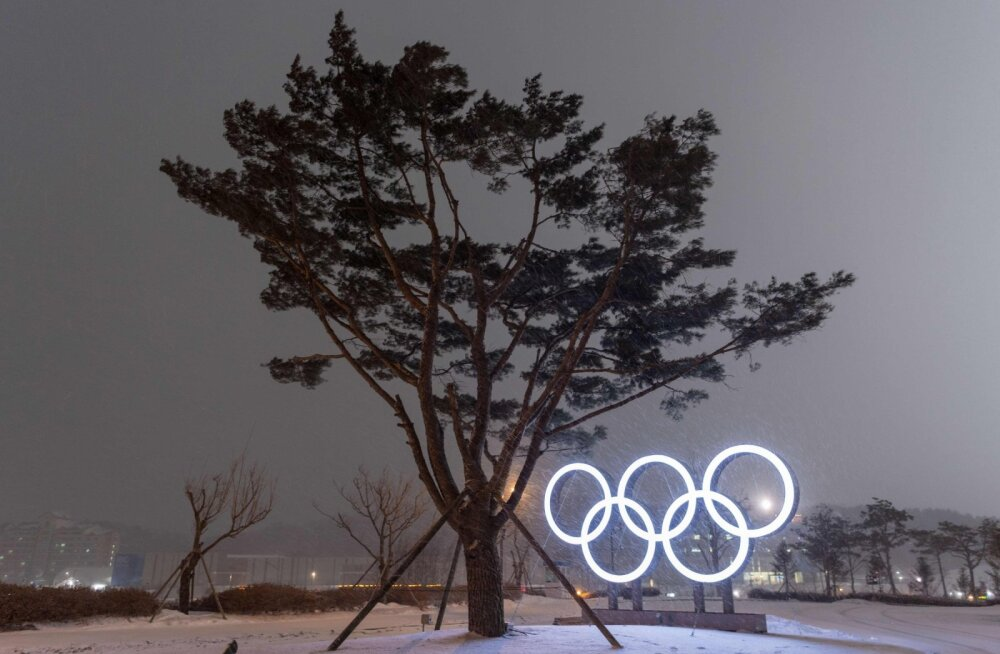 Pyeongchangi olümpia
