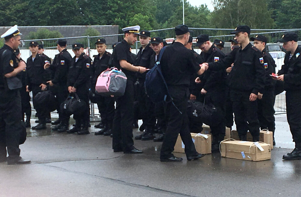 Reuters: Venemaa toob Kaliningradi uusi vägesid