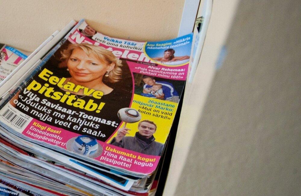 Ajakirjade Kirjastus ostis ajakirjad Naisteleht, Nipiraamat ja Müstiline Ajalugu