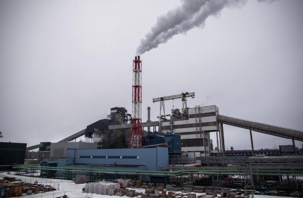 610 miljonit eurot maksnud Auvere elektrijaam läks lõpuks Eesti Energia kätte