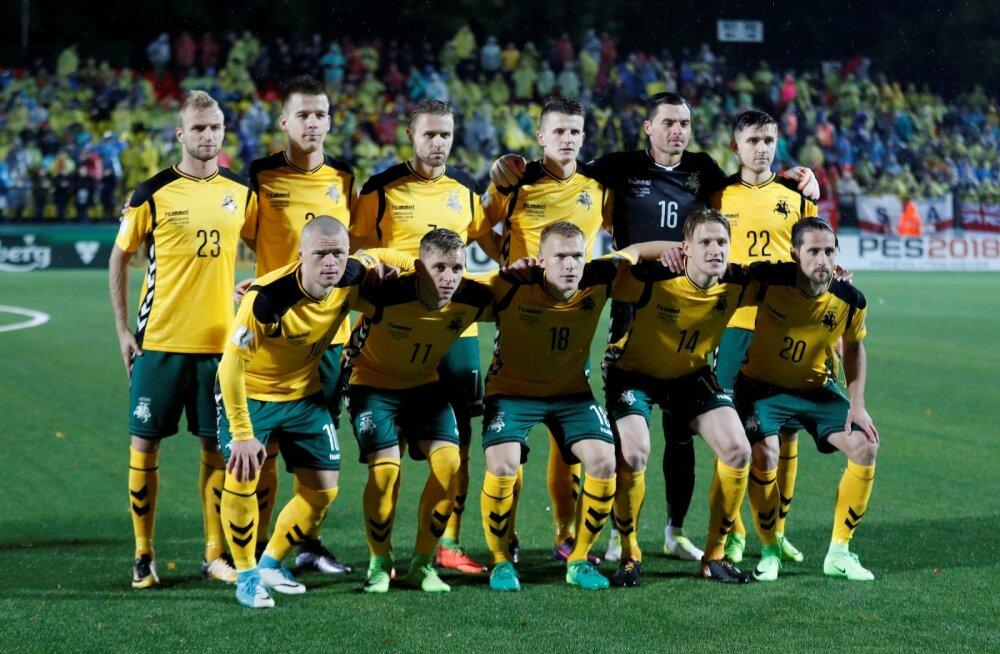Leedukad on närvis: Uus-Kaledoonia võib neist FIFA edetabelis mööda minna