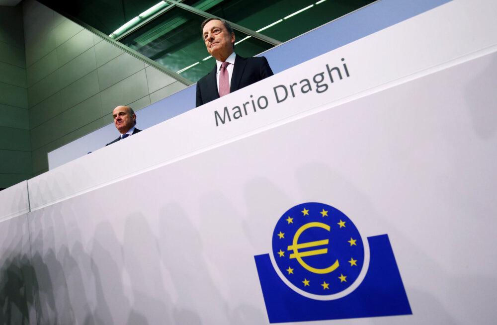 Mis toimus tegelikult Euroopa Keskpanga eilsel istungil? Kena varjuteatrit varjutas suur mäss