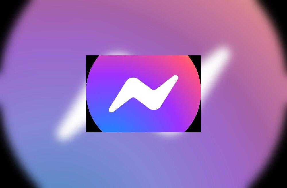 Messenger sai uue särava logo ja veel mitu uuendust