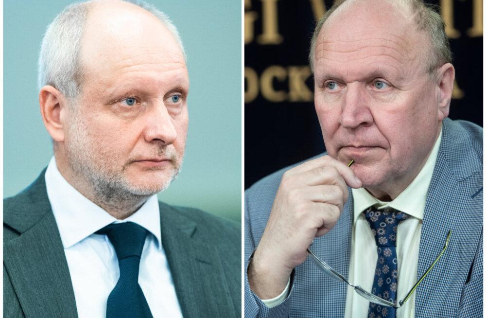 Välisministeeriumi asekantsler Matti Maasikas: Mart Helme võrdleb Euroopa Liitu Nõukogude Liiduga