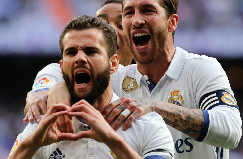 VIDEO: Madridi Real üllatas Sevillat kavala karistuslöögiga