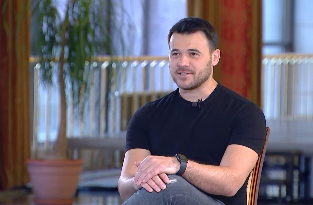 Эмин Агаларов объявил о расставании с женой в день рождения тещи