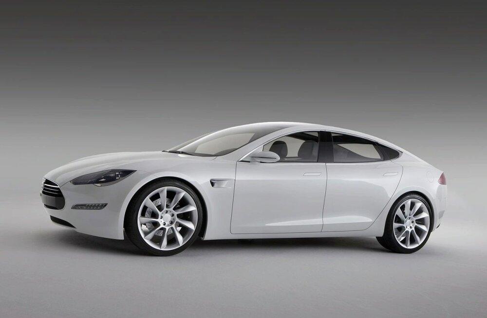 Eesti esimene ametlik Tesla elektriautode laadimispunkt on hetkel kõigile avatud