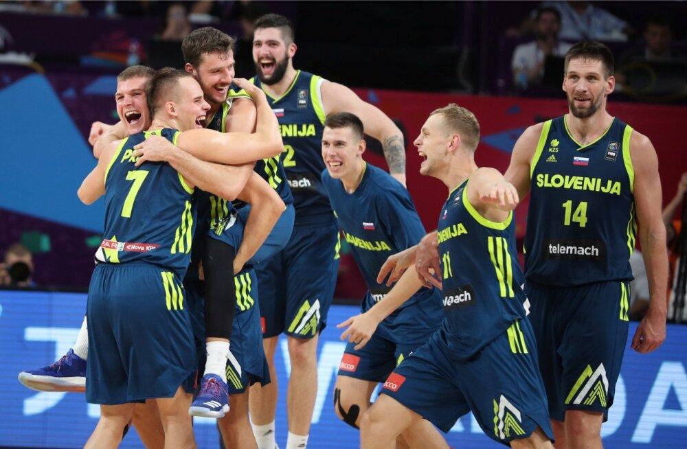 Sloveenia korvpallikoondis