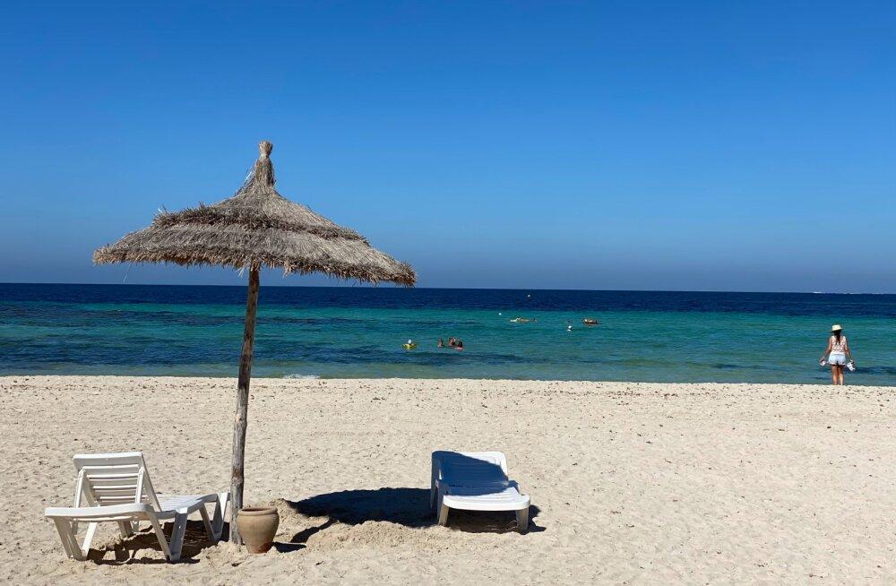 Тунис изменил правила приема иностранных туристов