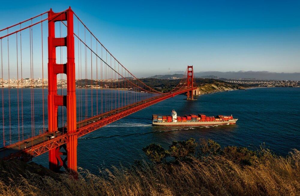 Lenda soodsalt San Franciscosse: edasi-tagasi lennupiletid Riiast kõigest 351 eurot!