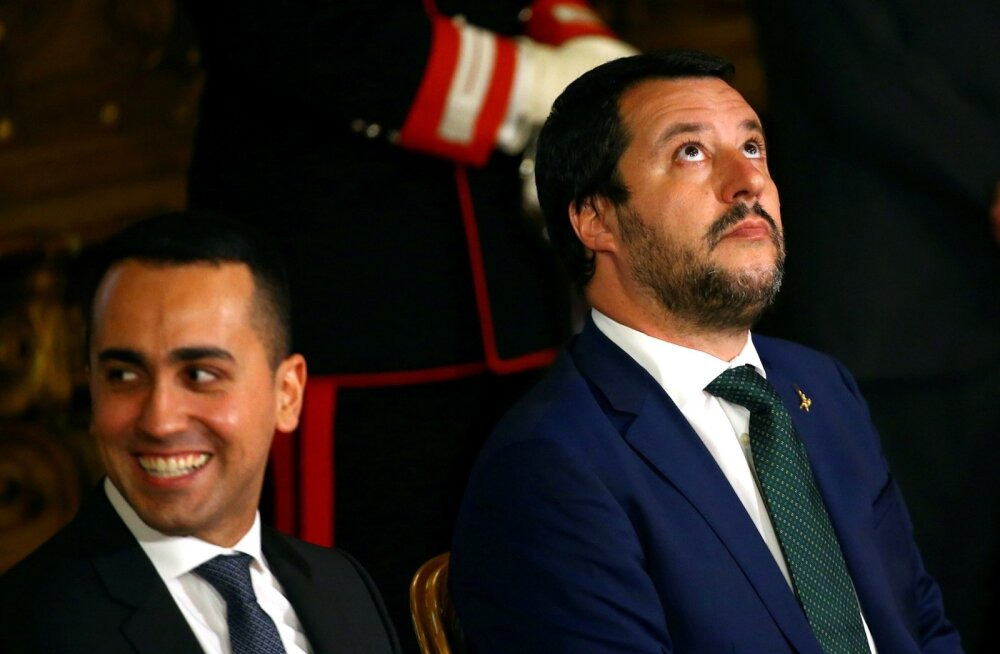 """Prantsusmaa kutsus """"alusetute ja veidrate süüdistuste"""" pärast tagasi saadiku Itaalias"""