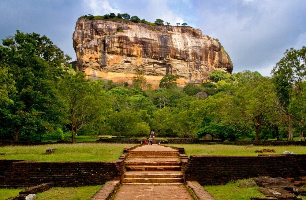 Hea uudis! Augusti algusest on eestlastele Sri Lanka viisa kuueks kuuks tasuta