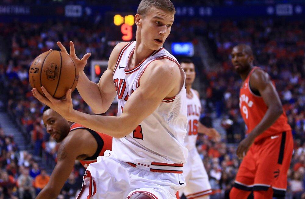 VIDEO | Lauri Markkaneni debüüt NBAs: 17 punkti, 8 lauapalli