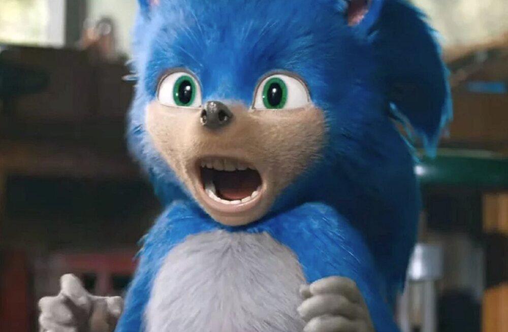 """Internet on rääkinud: """"Siil Sonic"""" näeb nii kehv välja, et peategelase välimust asutakse ümber kujundama"""