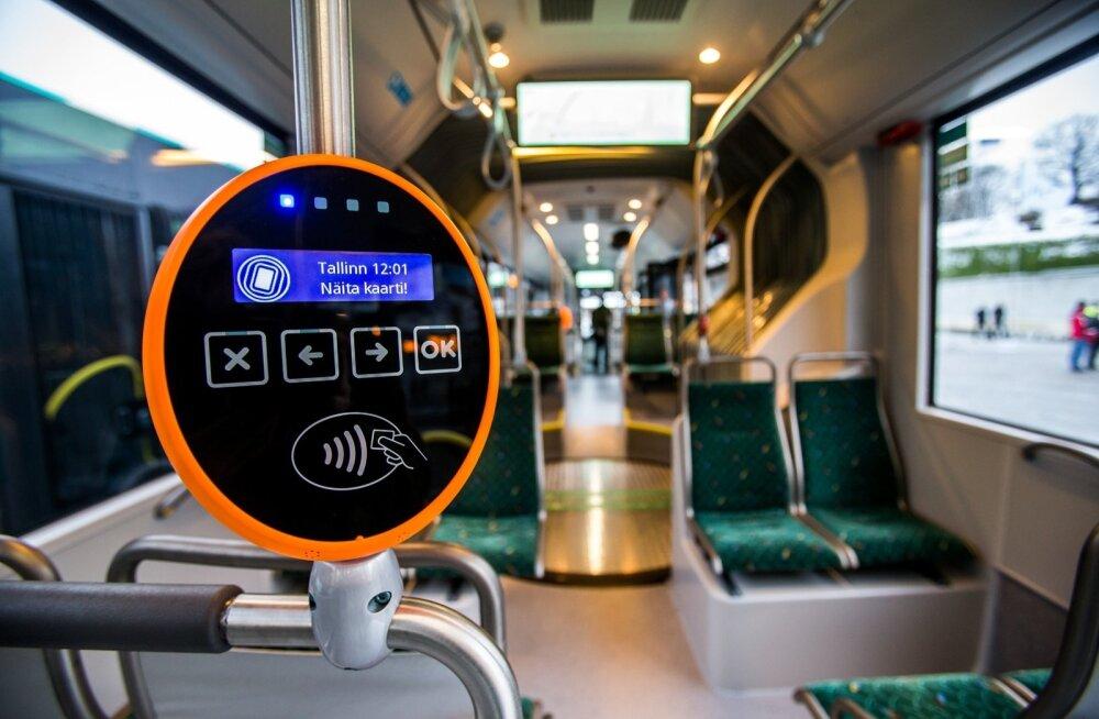 Tallinna uued bussid