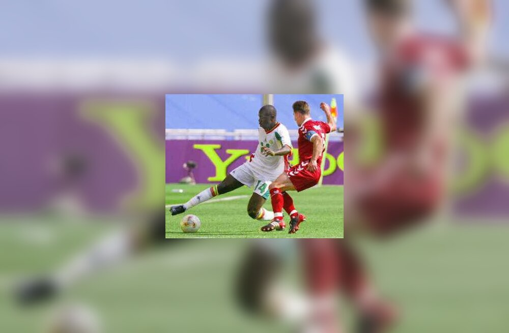 Taani-Senegal jalgpall