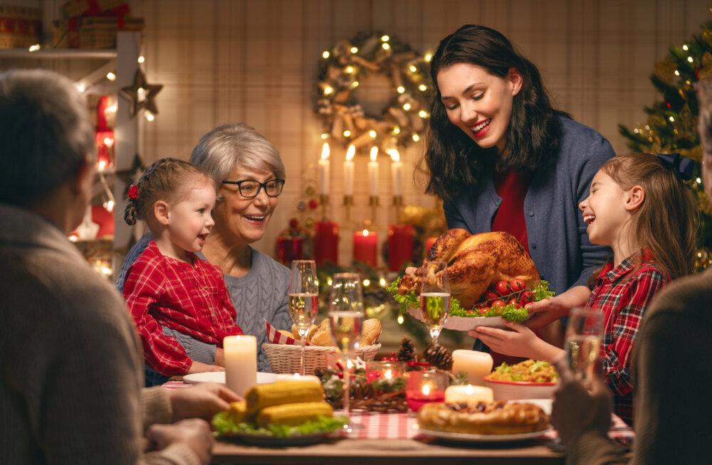 Kui tahad rahulikku ja harrast jõuluõhtut, ära neid teemasid mitte mingil juhul jutuks võta!