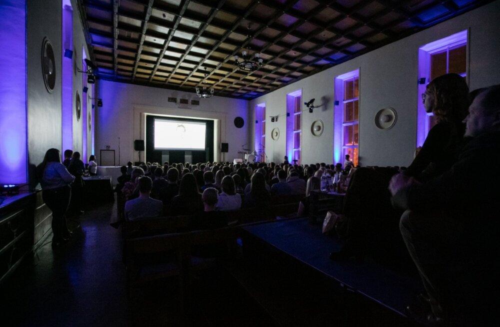 Eesti suurim noorte filmifestival astub kastist välja