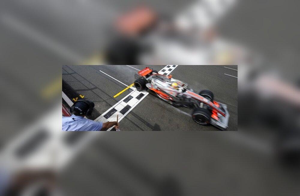 Lewis Hamilton, Silverstone