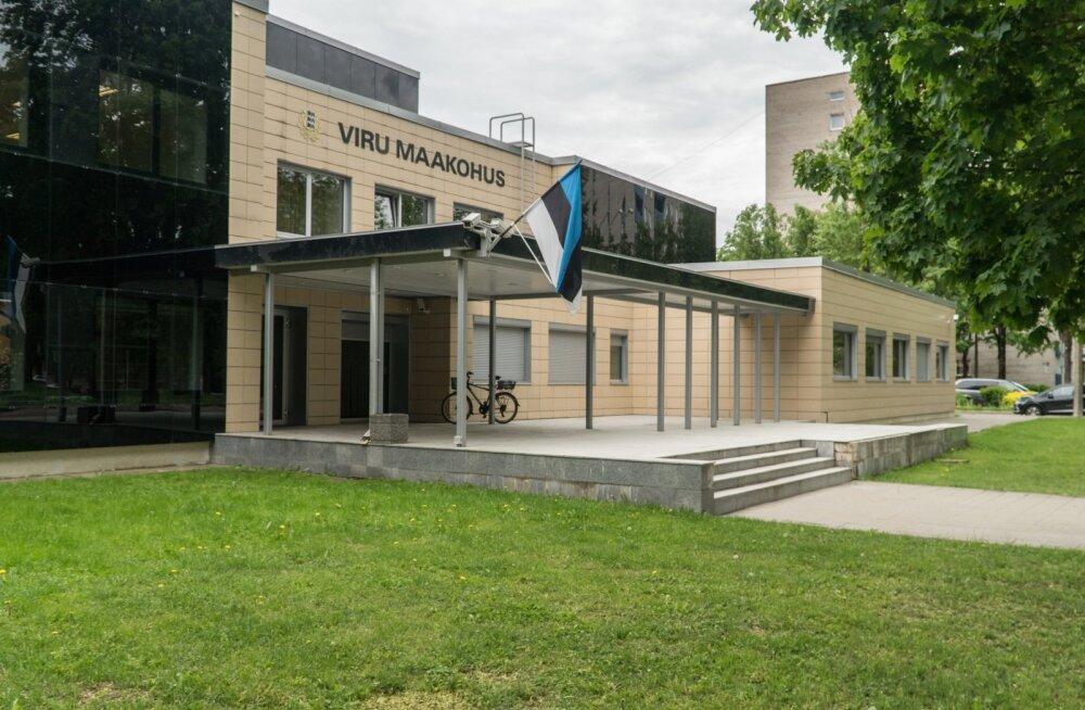Narva kohtumaja