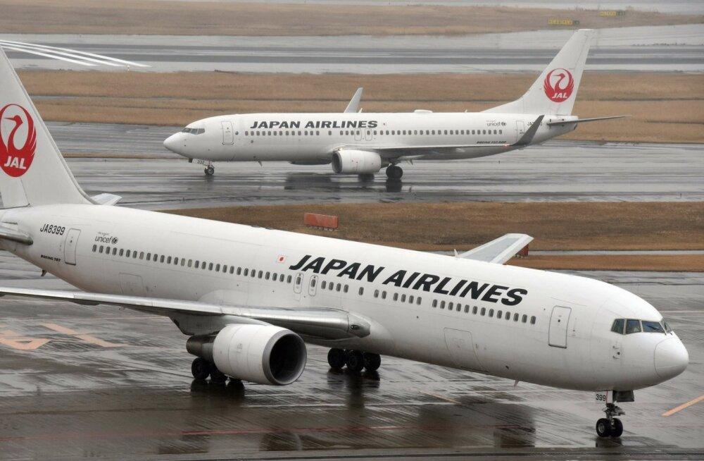 Jaapani piloot jäi Londonis vahele lubatust kümme korda suurema alkoholijoobega