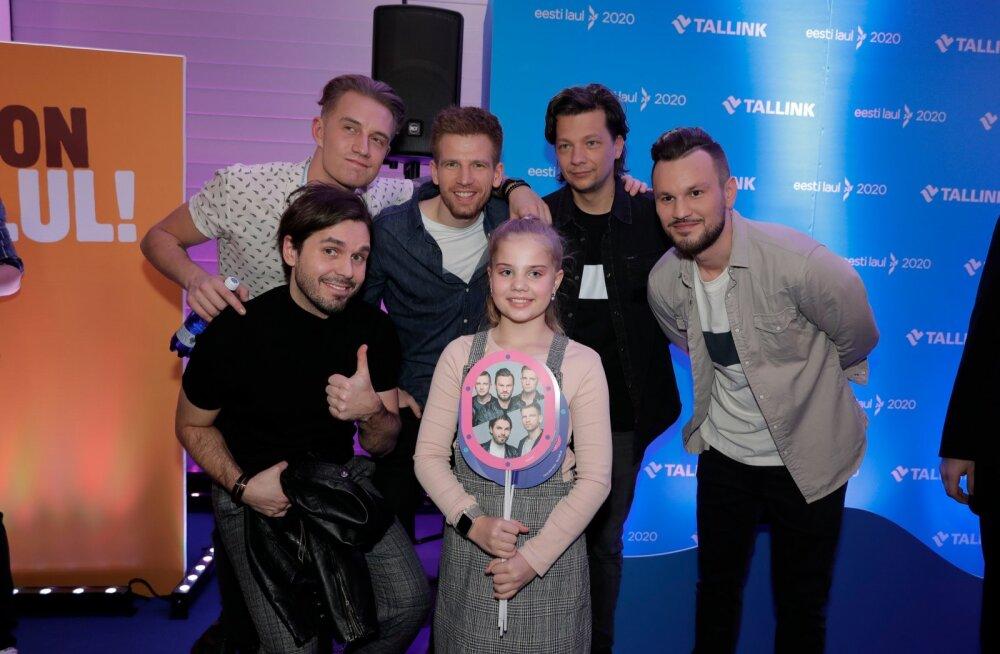 FOTOD   Laulusõbrad kogunesid Tartusse Eesti Laulu teist poolfinaali vaatama!
