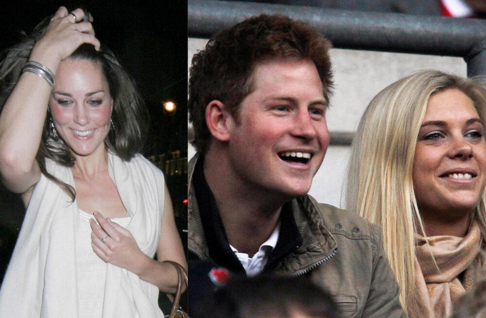 Uus Harry pruut, vanad jamad! Miks ei saanud Kate läbi ka mehevenna eelmise kallimaga?