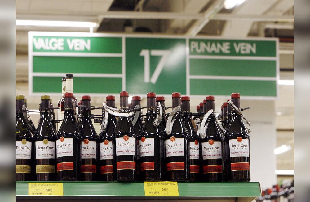 Prisma kaebas linnaosa alkoholimüügi keelu tõttu kohtusse