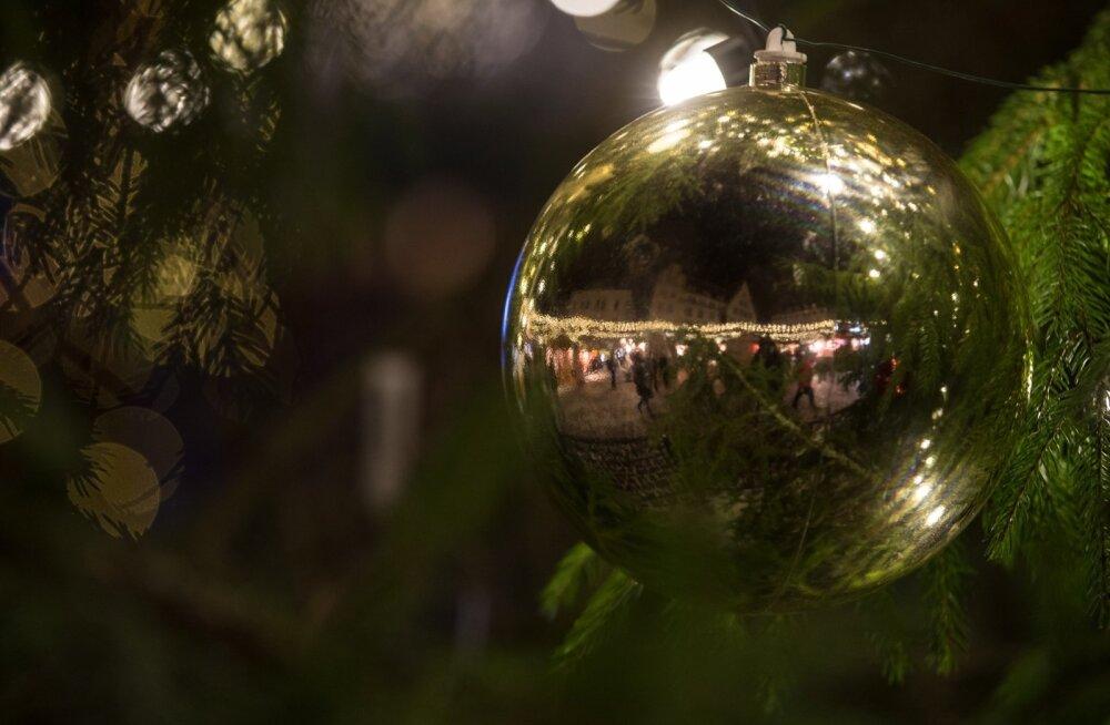 Управа Хааберсти ищет самую красивую рождественскую инсталляцию